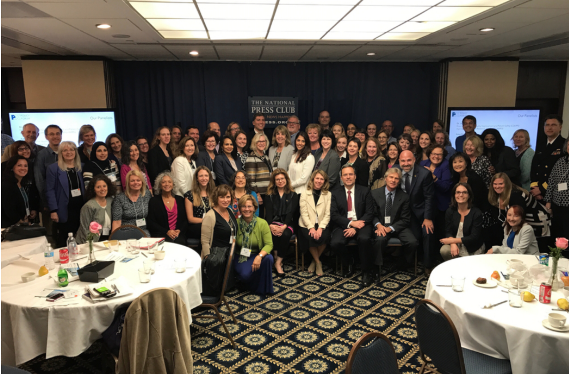 Inaugural Patient Experience Policy Forum